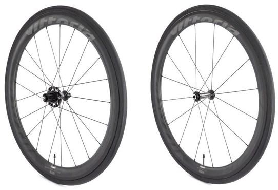 Qurano 46 Full Carbon Tubular SRAMShimano NoTool Freewheel Quick Release Wheelset