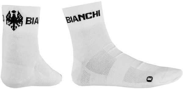 Bianchi Milano Team Issue Cycling Socks SS16