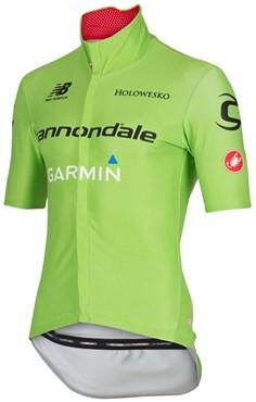 Cannondale Garmin Gabba 2 Short Sleeve Jersey