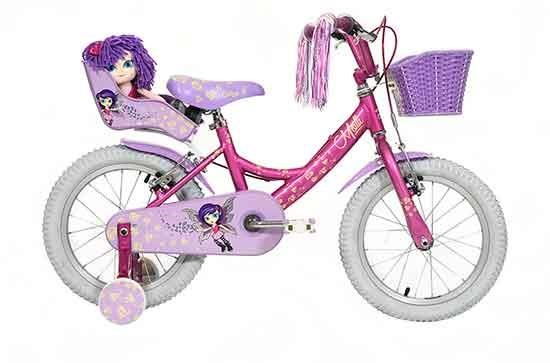Molli 16w Girls 2017 Kids Bike