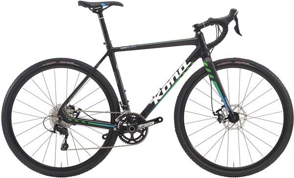 Jake The Snake CR 2016 Cyclocross Bike