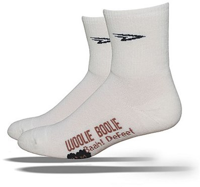 Woolie Boolie Black Sheep 4 Cuff Socks
