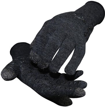 Dura ETouch Wool Long Finger Cycling Gloves