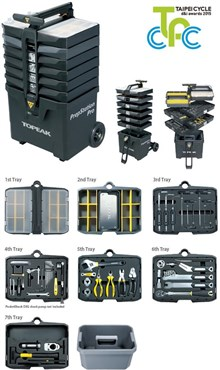 PrepStation Pro Tool Kit with Tools