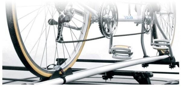 Deluxe Tandem Bike Car Roof Rack