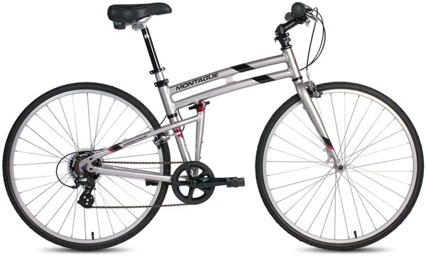 Crosstown 2016 Folding Bike
