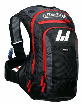 A4 Challenger Hydration Pack 6L Cargo With 3.0L ShapeShift Bladder