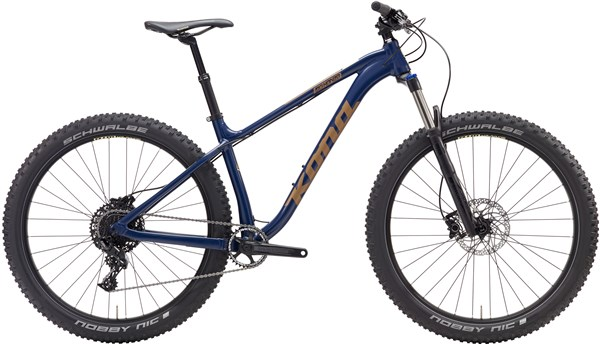 Big Honzo DR 27.5 2017 Mountain Bike