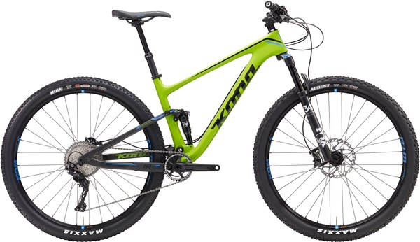 Hei Hei Deluxe Carbon 29er 2017 Mountain Bike