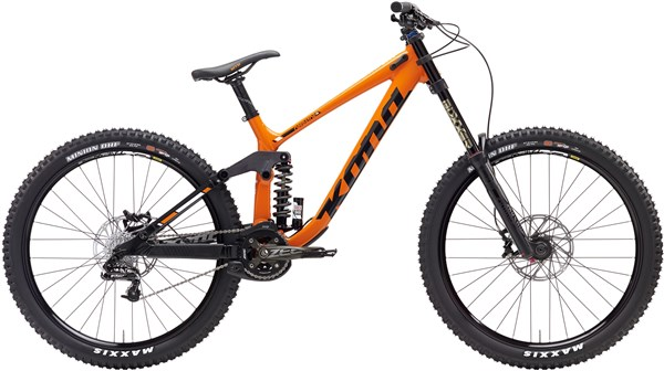 Operator AL DL 27.5 2017 Mountain Bike