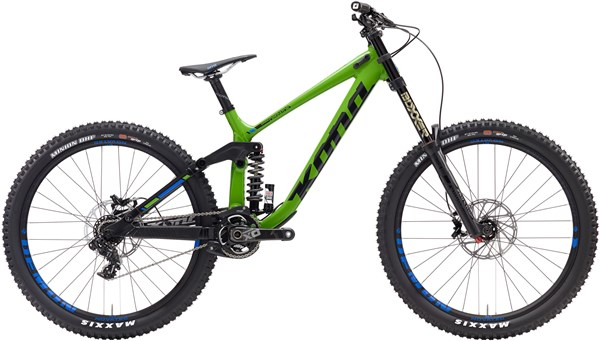 Supreme Operator 27.5 2017 Mountain Bike