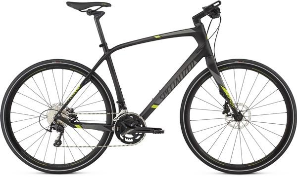 Sirrus Expert Carbon 700c  2017 Hybrid Bike