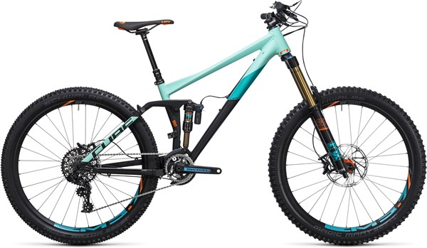 Fritzz 180 HPA SL 27.5  2017 Mountain Bike