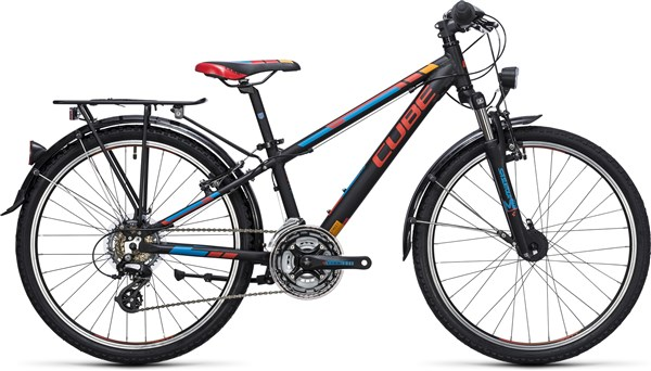 Kid 240 Street 24W  2017 Junior Bike