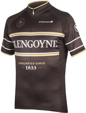 Glengoyne Whisky Short Sleeve Cycling Jersey SS17