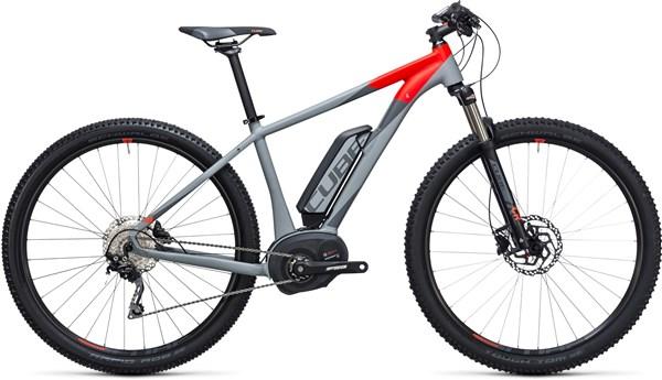 Reaction Hybrid HPA Pro 400 29er 2017 Electric Bike