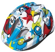 Image of Abus Chilly Space Man Kids Cycling Helmet