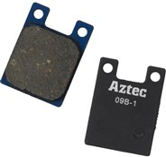 Image of Aztec Organic Disc Brake Pads For Hope Open / Closed 2-piston Calliper (Pro / Sport)