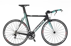 Image of Bianchi D2 Pico Crono/Triathlon Alu 105 2014 Triathlon Bike