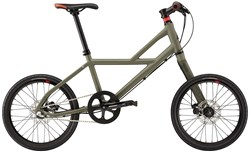 Image of Cannondale Hooligan 1 2015 Hybrid Bike