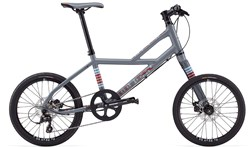 Image of Cannondale Hooligan 2 2014 Hybrid Bike
