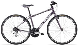Image of Cannondale Quick 5 Womens 2015 Hybrid Bike