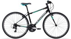 Image of Cannondale Quick 6 Womens 2014 Hybrid Bike