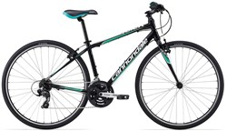 Image of Cannondale Quick 6 Womens 2015 Hybrid Bike