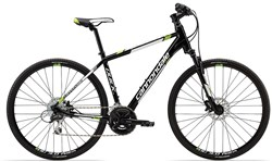 Image of Cannondale Quick CX 3 2014 Hybrid Bike