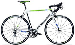 Image of Cannondale SuperSix Evo 5 105 Compact 2014 Road Bike