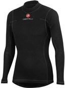Image of Castelli Flanders Wool Long Sleeve Cycling Baselayer
