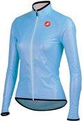 Image of Castelli Womens Sottile Windproof Cycling Jacket