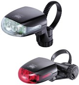 Image of Cateye HL- 270 / TL-270 Light Set