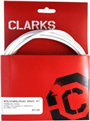 Image of Clarks SS Universal Front  Rear Brake Kit