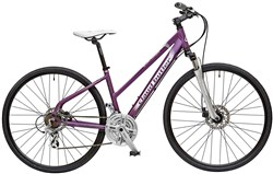 Image of Claud Butler Explorer 400 Womens 2014 Hybrid Bike