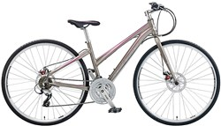 Image of Claud Butler Urban 400 Womens 2014 Hybrid Bike
