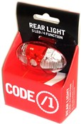 Image of Code 1 5 LED Rear Safety Light