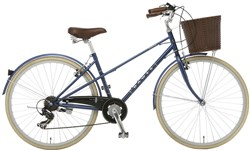 Image of Dawes Cambridge Mixte Womens 2015 Hybrid Bike
