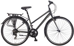 Image of Dawes Discovery 201 EQ Womens 2014 Hybrid Bike
