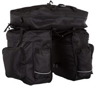 Image of ETC Triple 600D Material Pannier Bag