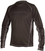 Image of Endura Cairn long sleeve cycling base layer