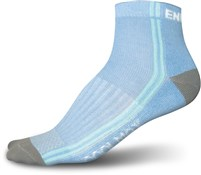 Image of Endura CoolMax Stripe Womens Socks 3 Pack