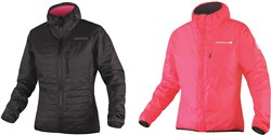 Image of Endura FlipJak Reversible Womens Cycling Jacket