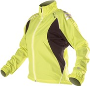 Image of Endura Laser Womens waterproof cycling jacket