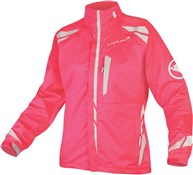 Image of Endura Luminite Womens 4 in 1 Cycling Jacket