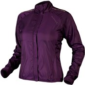 Image of Endura Pakajak Womens Showerproof Cycling Jacket
