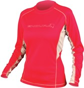 Image of Endura Pulse Womens Long Sleeve Base Layer