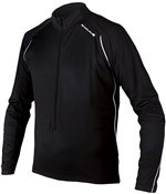 Image of Endura Rapido Coolmax Long Sleeve Road / MTB Cycling Jersey 2012