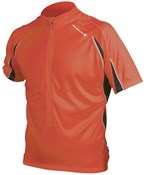 Image of Endura Rapido Short Sleeve Cycling Jersey