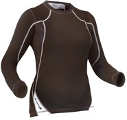 Image of Endura Transmission Womens Long Sleeve Cycling Base Layer